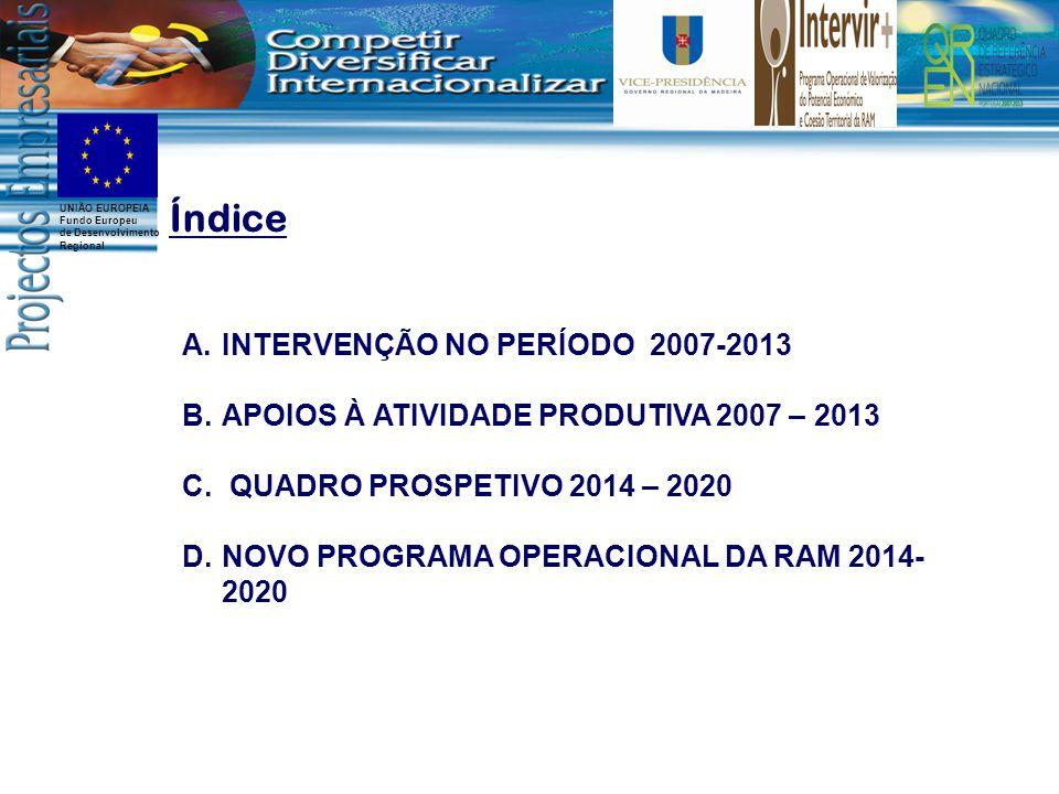 UNIÃO EUROPEIA Fundo Europeu de Desenvolvimento Regional OBRIGADO PELA VOSSA PRESENÇA José Jorge dos Santos F.
