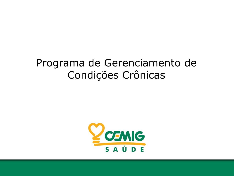 Programa executado pela Qualicorp e gerenciado pela equipe de prevenção da Cemig Saúde.