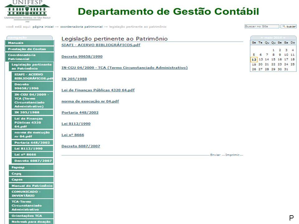 Reitoria Secretaria de Planejamento 7.13.5.