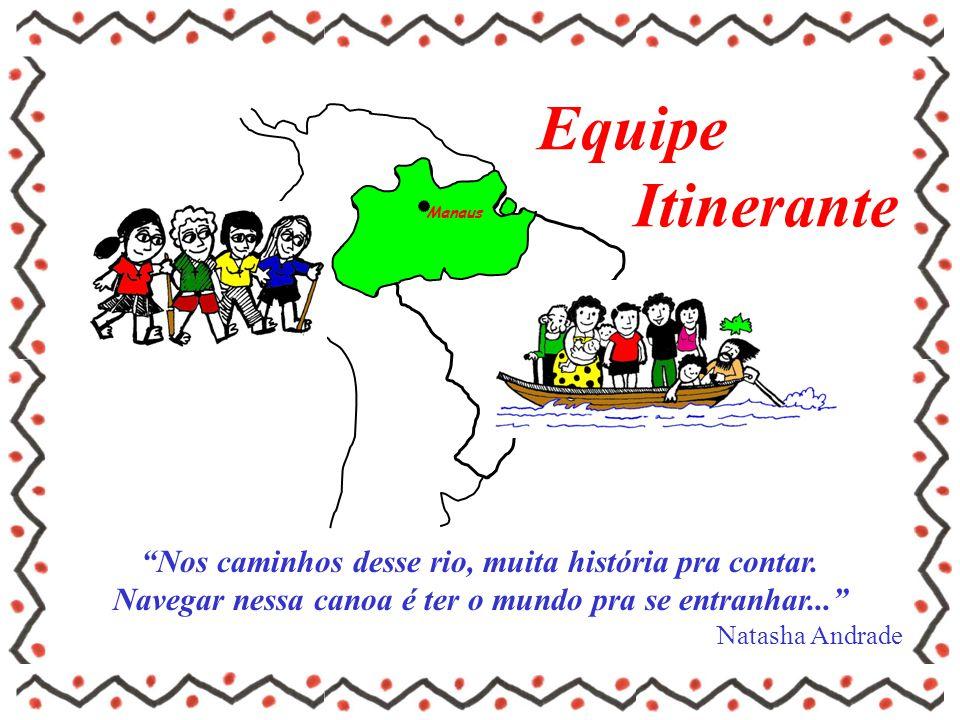 Manaus Nos caminhos desse rio, muita história pra contar.