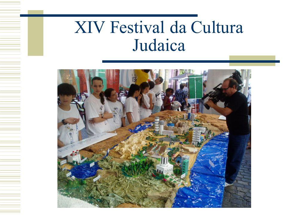 XIV Festival da Cultura Judaica