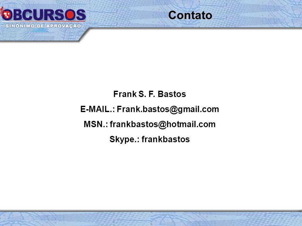 Frank S. F.