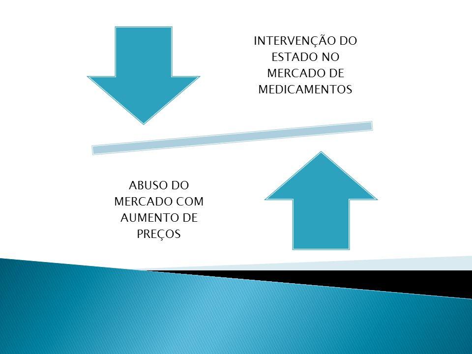  DEFINIÇÃO DE NORMAS DE REGULAÇÃO PARA O SETOR FARMACÊUTICO  CRIAÇÃO DA CÂMARA DE REGULAÇÃO DO MERCADO DE MEDICAMENTOS – CMED
