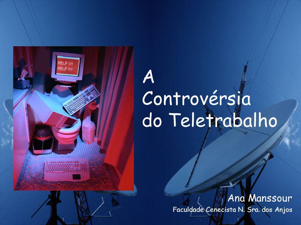 As categoriasTeletrabalho e Jornalismo Vantagens do Teletrabalho e produção Implicações do Teletrabalho Tendências do Teletrabalho em casa O futuro do Teletrabalho