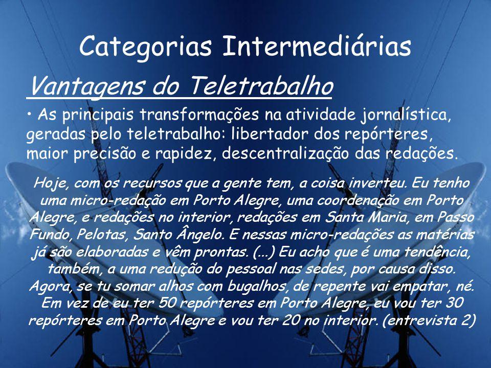Tendências do teletrabalho Teletrabalho exceção hoje e tendência para o futuro.