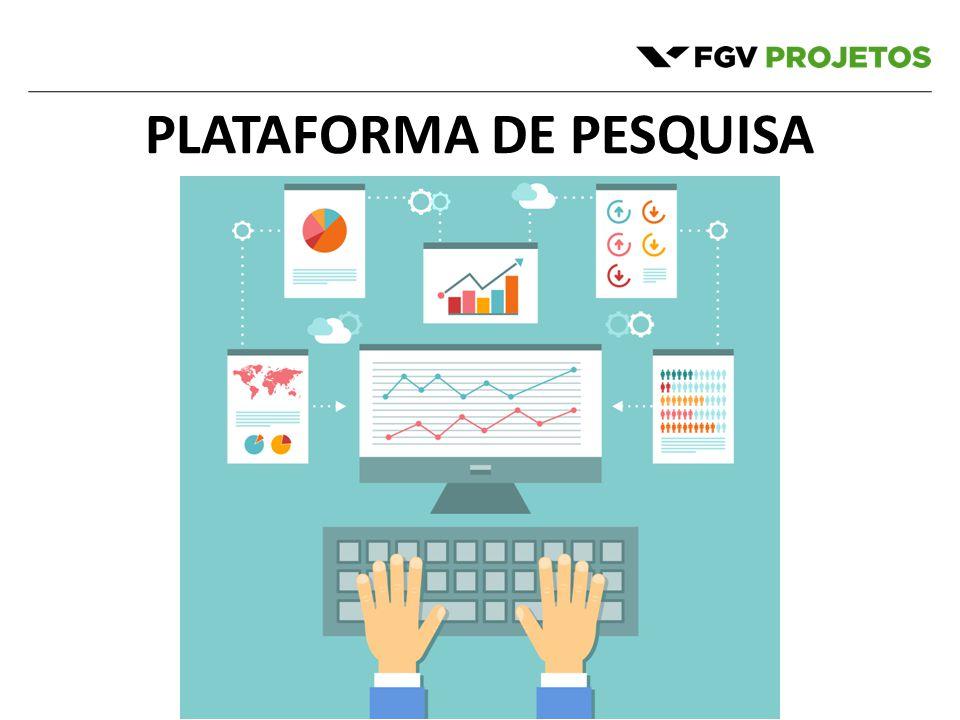 PLATAFORMA DE PESQUISA
