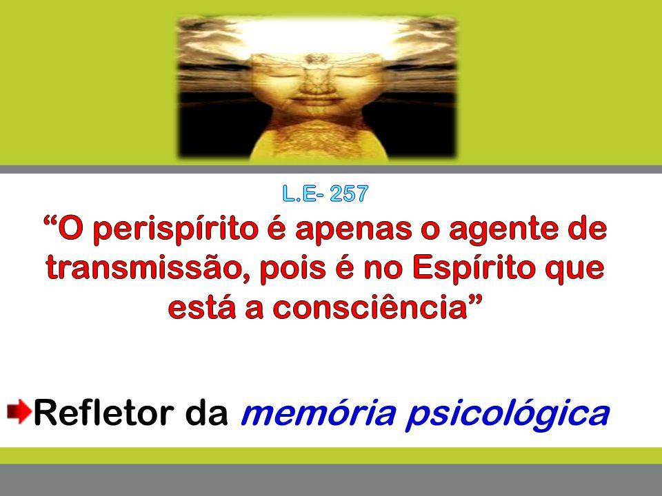 Refletor da memória psicológica