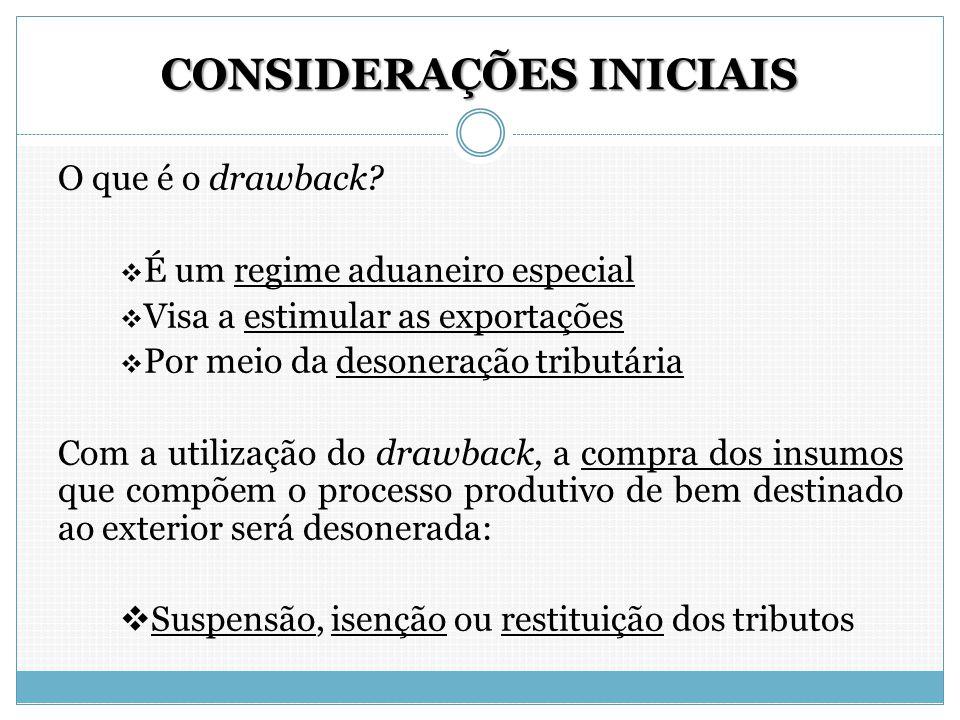 3- MODALIDADE SUSPENSÃO BAIXA 3- MODALIDADE SUSPENSÃO BAIXA Liquidação do compromisso de exportação (art.