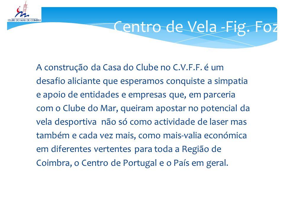 A construção da Casa do Clube no C.V.F.F.