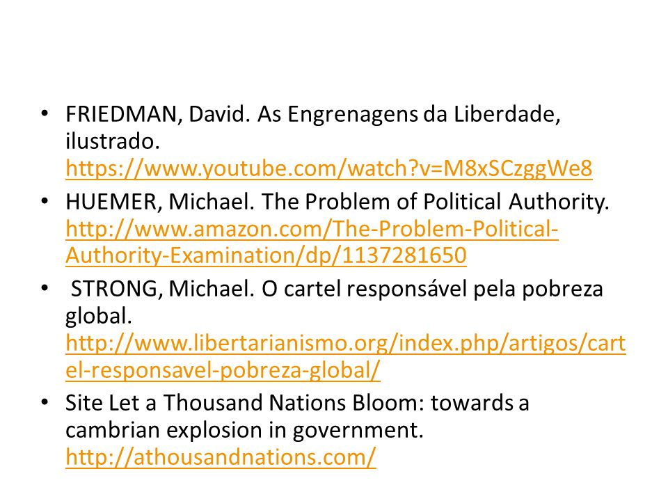 FRIEDMAN, David.As Engrenagens da Liberdade, ilustrado.