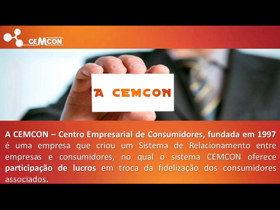 A CEMCON – Centro Empresarial de Consumidores, fundada em 1997 é uma empresa que criou um Sistema de Relacionamento entre empresas e consumidores, no