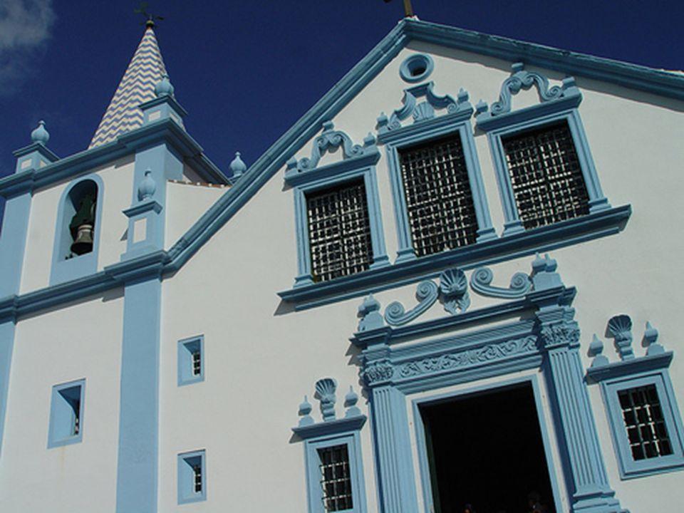 Outra bonita Igreja em Angra do Heroísmo – Nossa Sra. da Conceição.