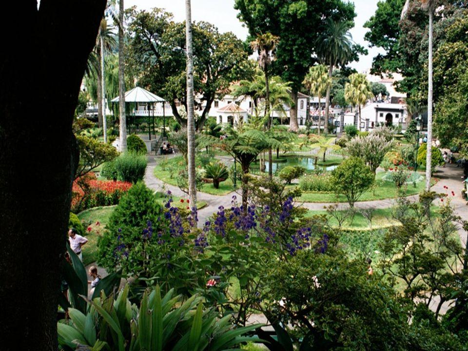 Parque Municipal de Angra do Heroísmo.