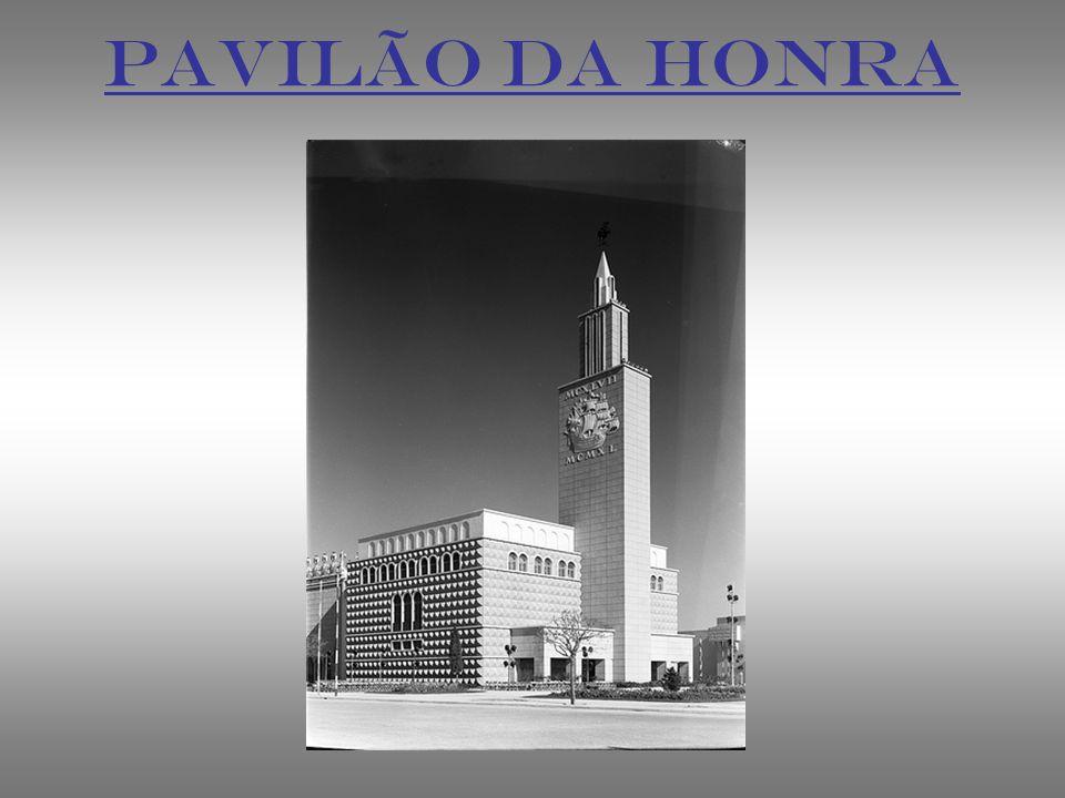 PAVILÃO DA HONRA