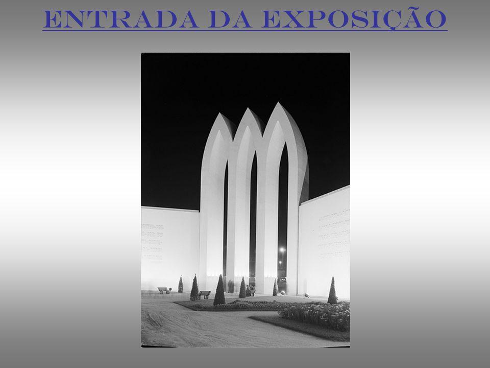 ENTRADA DA EXPOSIÇÃO
