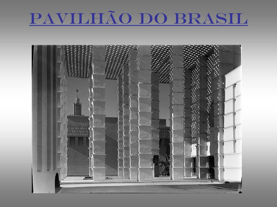PAVILHÃO DO BRASIL