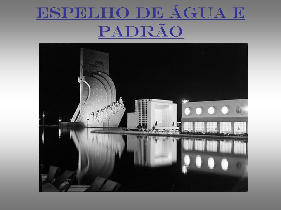 ESPELHO DE ÁGUA E PADRÃO