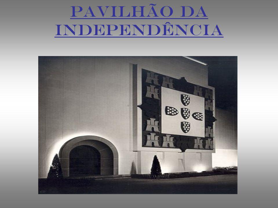PAVILHÃO DA INDEPENDÊNCIA
