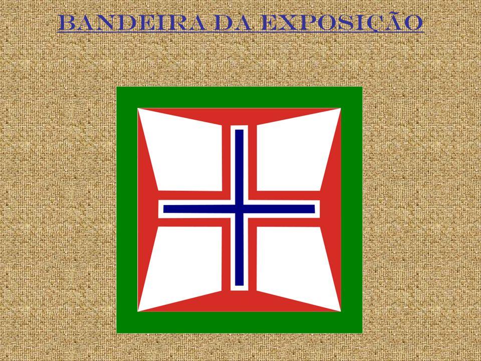 BANDEIRA DA EXPOSIÇÃO