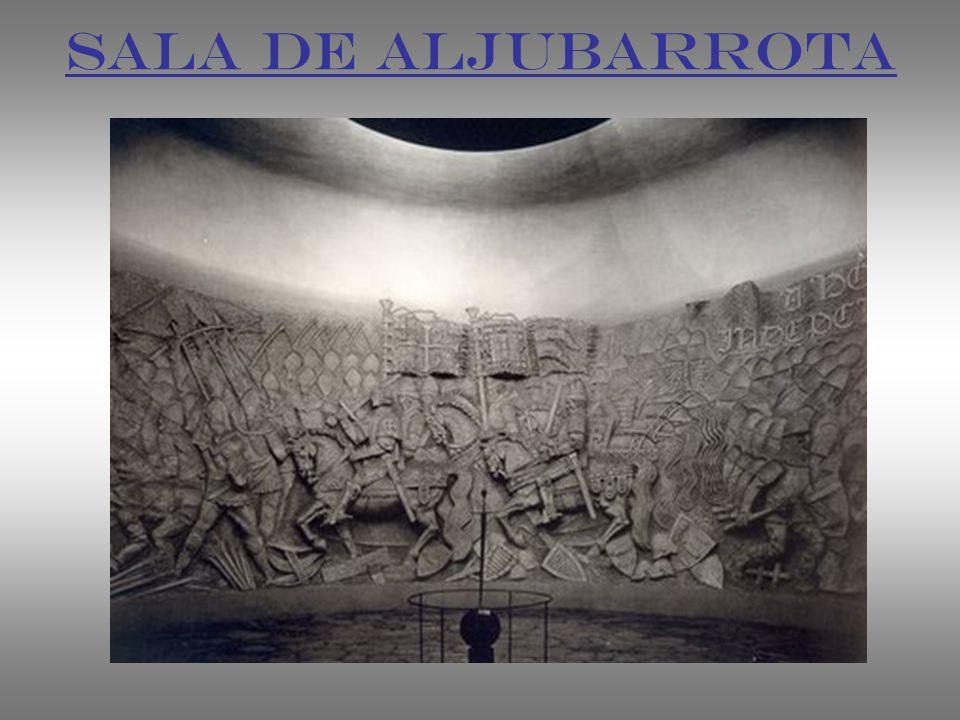 SALA DE ALJUBARROTA