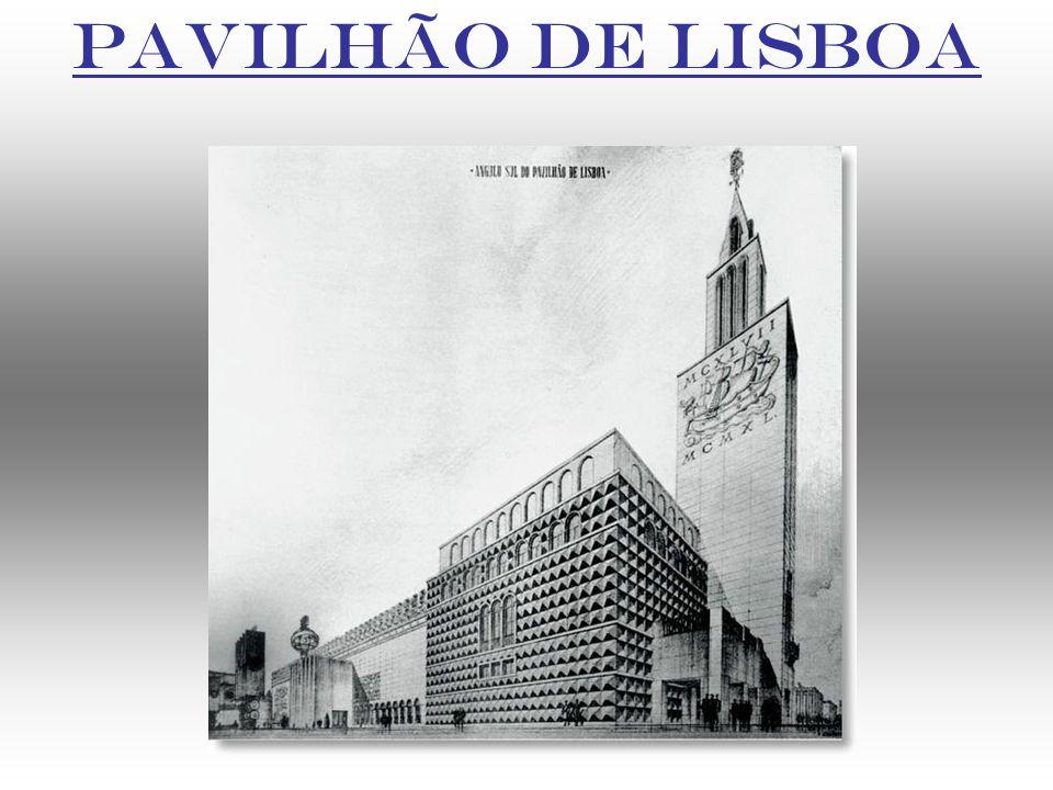 PAVILHÃO DE LISBOA