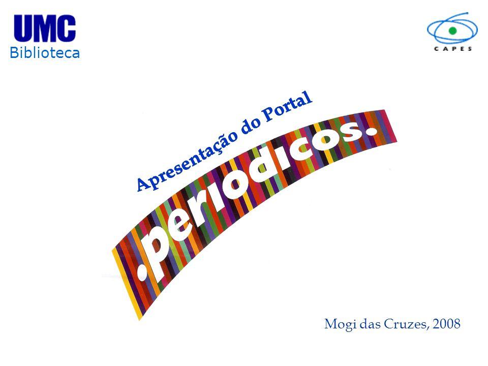 Mogi das Cruzes, 2008 Biblioteca