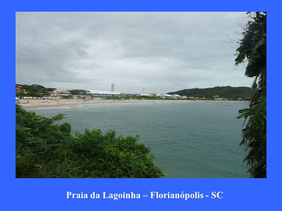 Praia da Lagoinha – Florianópolis - SC