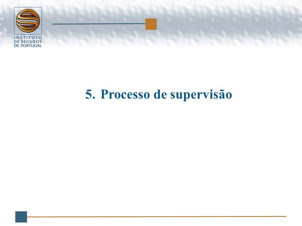 5.Processo de supervisão
