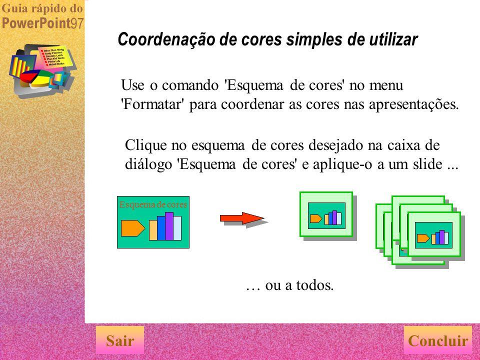 Adicione o seu logotipo, o nome da empresa ou outras informações no slide mestre e elas serão exibidas automaticamente em cada slide. Mestre Logotipo