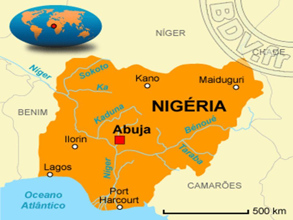 N IGÉRIA A Nigéria enfrenta conflitos dês de sua independência em 1960.