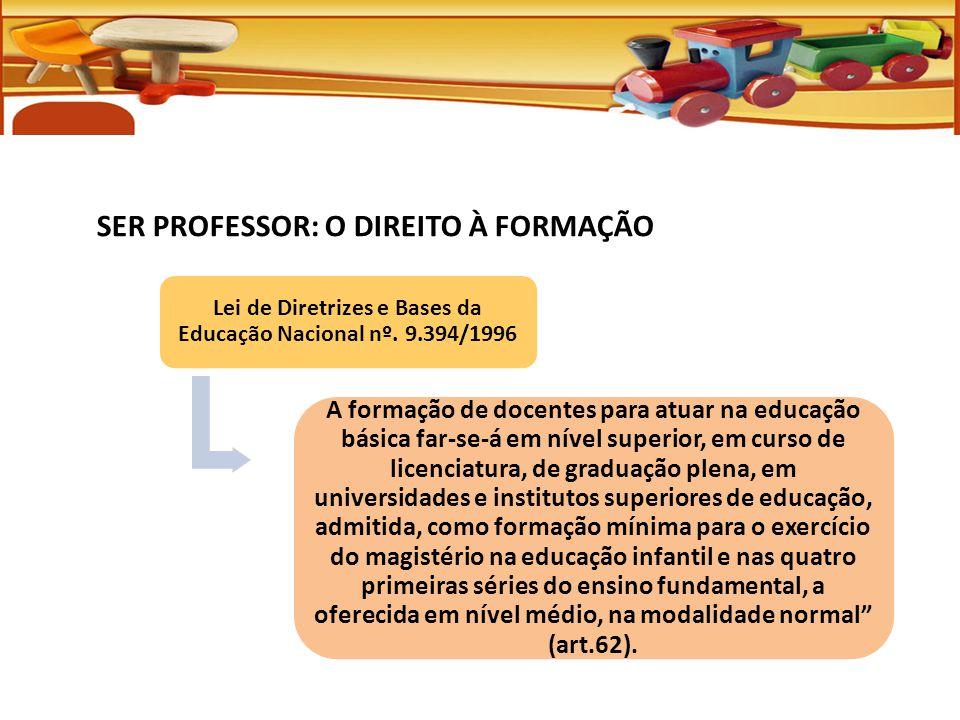 A UFMS E A FORMAÇÃO CONTINUADA DE PROFESSORES
