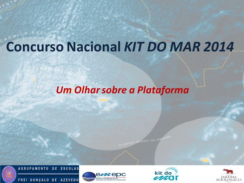 Concurso Nacional KIT DO MAR 2014 Um Olhar sobre a Plataforma