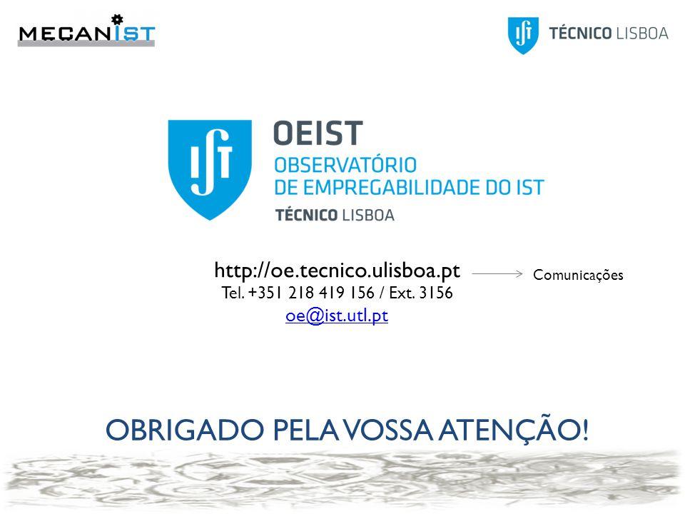 http://oe.tecnico.ulisboa.pt Tel. +351 218 419 156 / Ext.