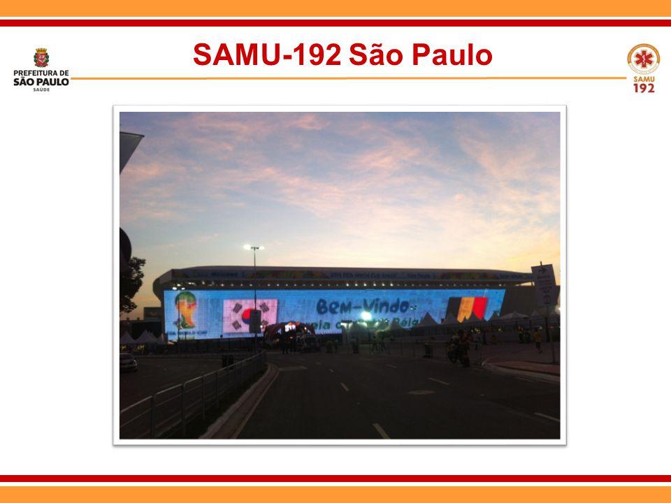 SAMU-192 São Paulo