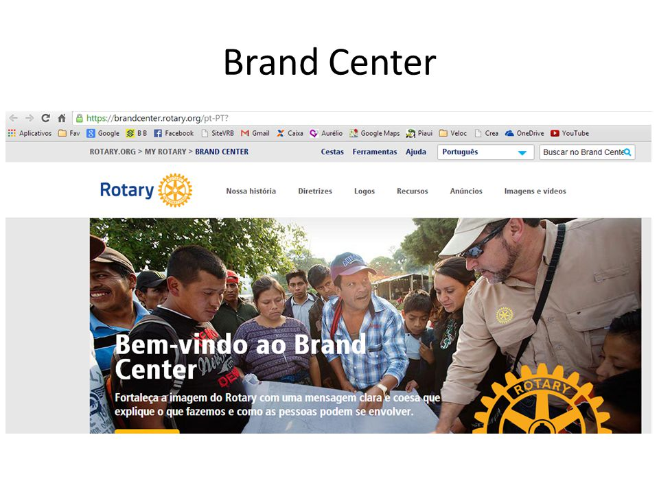 Brand Center