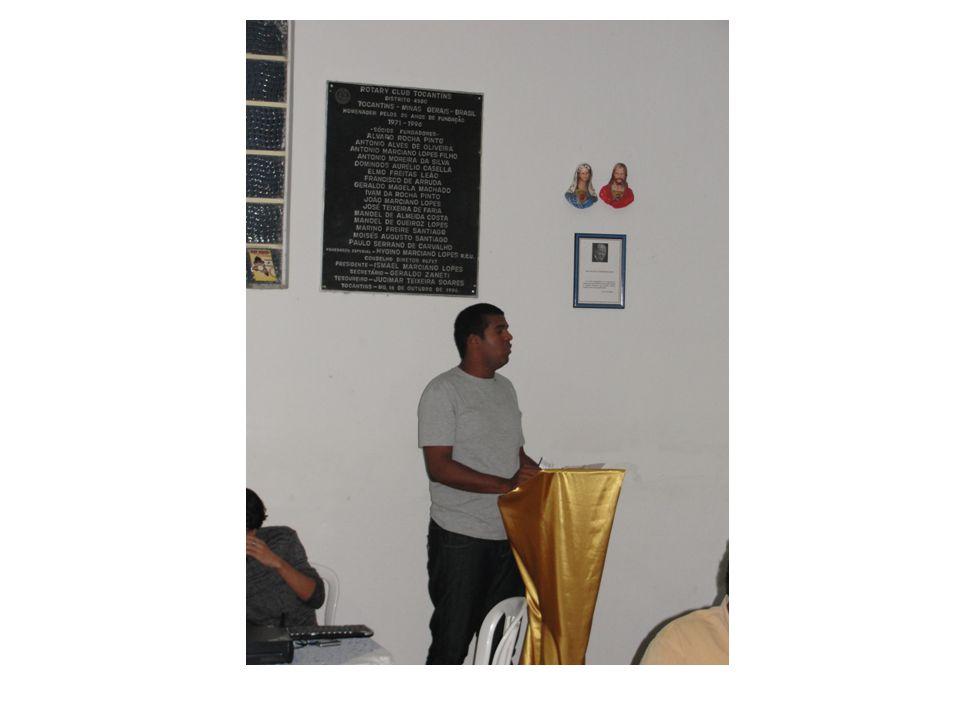 Instituto Rotary Natal Cristóvão, Célia Giay e Helder Ladeira Domingo – 31/08/14