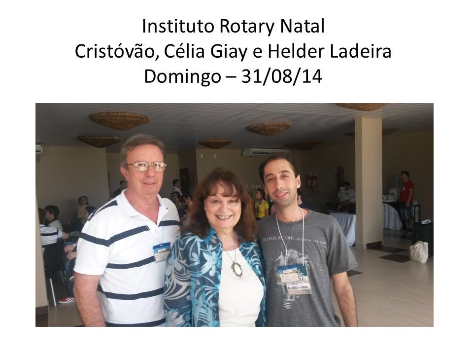 FIM Cristóvão Maurício Mesquita Ferreira Governador 2010-2011 Distrito 4580