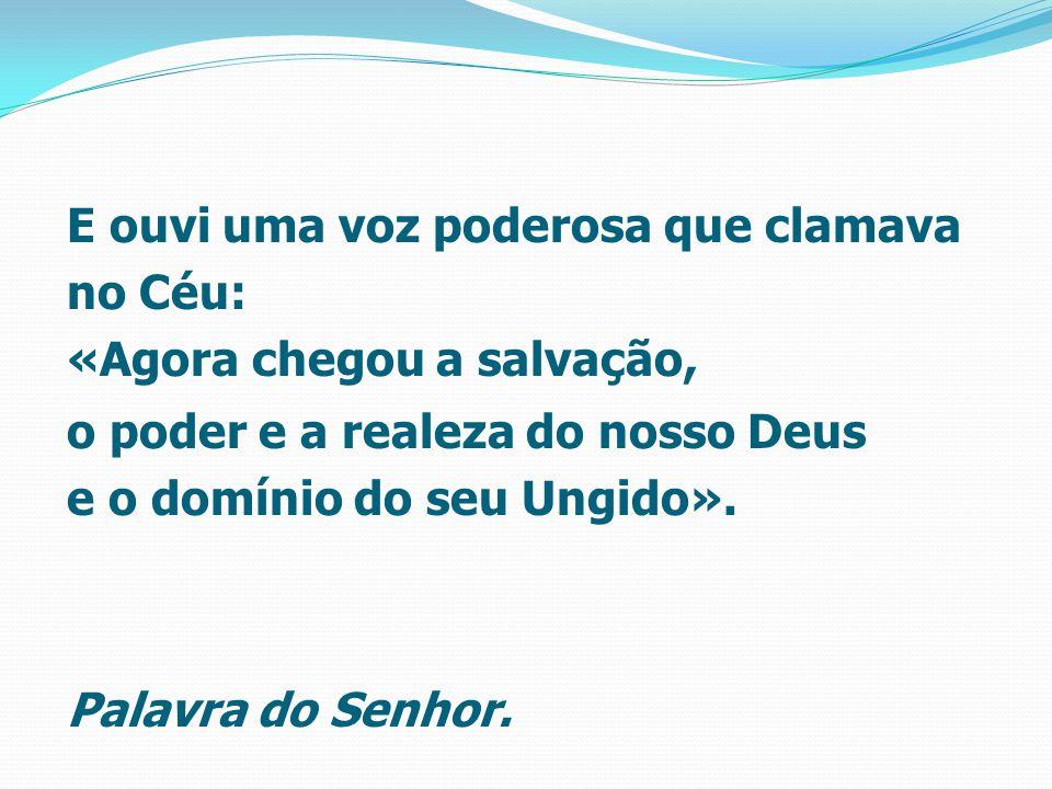 Depois será o fim, quando Cristo entregar o reino a Deus seu Pai depois de ter aniquilado toda a soberania, autoridade e poder.