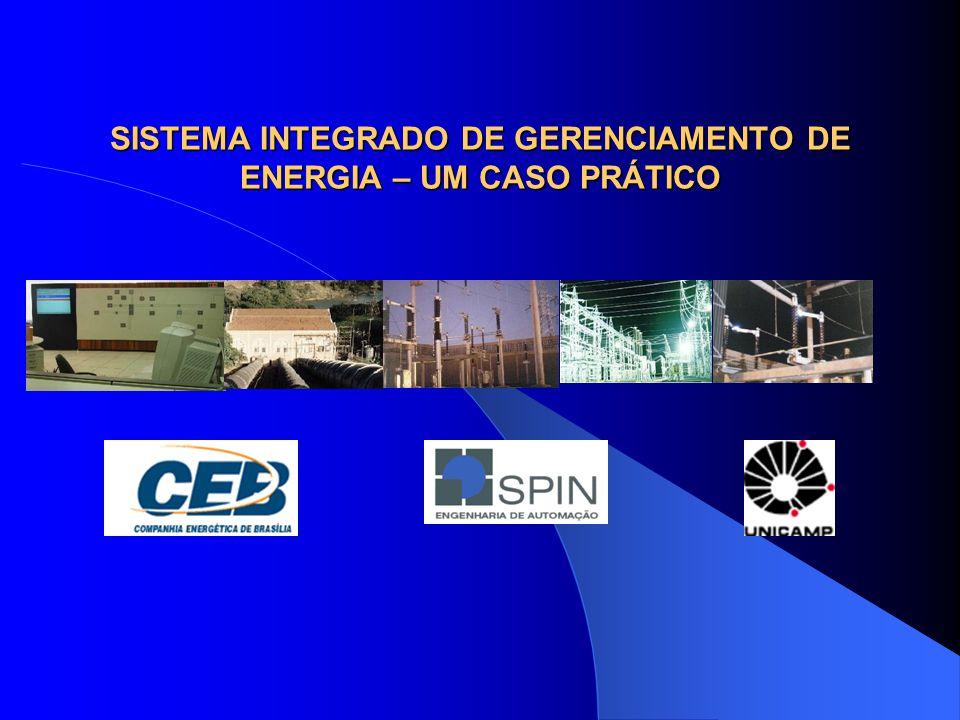 Configurador e Observador  Qualquer alteração de estado de dispositivos provoca a chamada do Configurador de rede que monta a rede elétrica atual (em quantos nós elétricos e ramos a rede é formada).