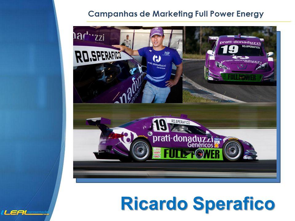 Campanhas de Marketing Full Power Energy Ricardo Sperafico