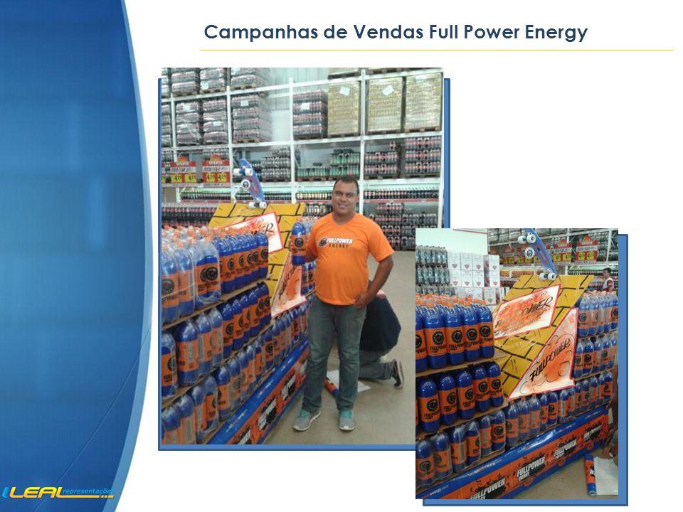 Campanhas de Vendas Full Power Energy