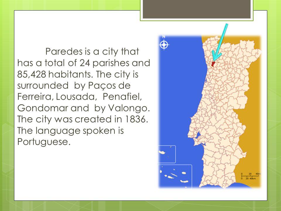 Constituion of Paredes