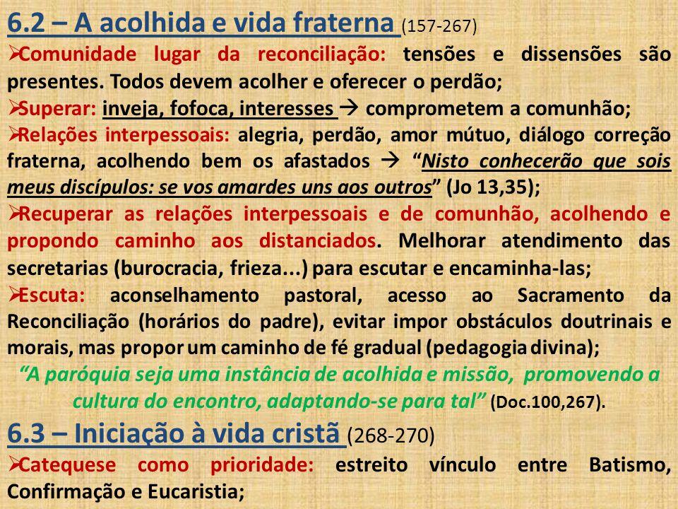  Metodologia ou processo catecumenal: RICA e Diretório Nacional de Catequese.