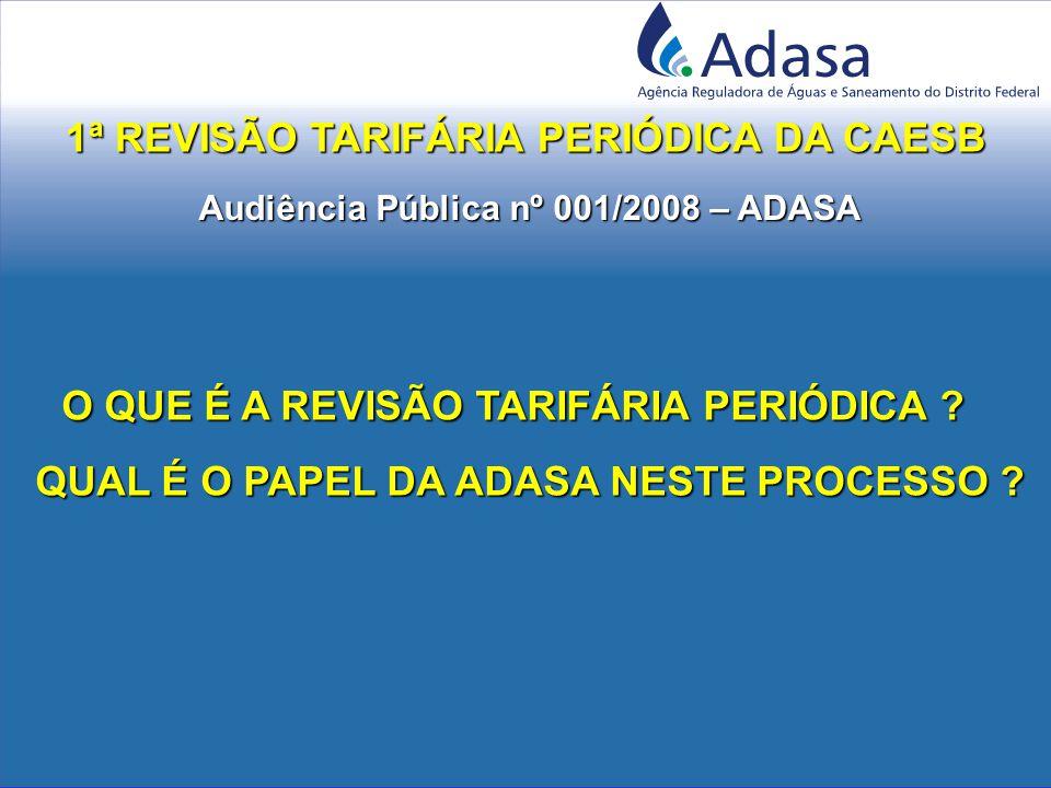 Vida Útil Econômica dos Ativos NOTA TÉCNICA Nº 006/2008 SREF-SFSS/ADASA Metodologia do Valor Médio do Conjunto Baseia-se na adoção do valor médio regulatório de 35 anos para o conjunto dos ativos da concessionária.