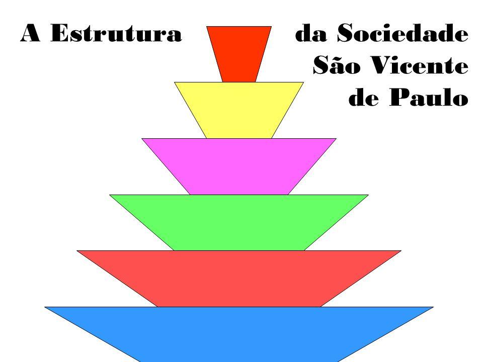 A Estruturada Sociedade São Vicente de Paulo