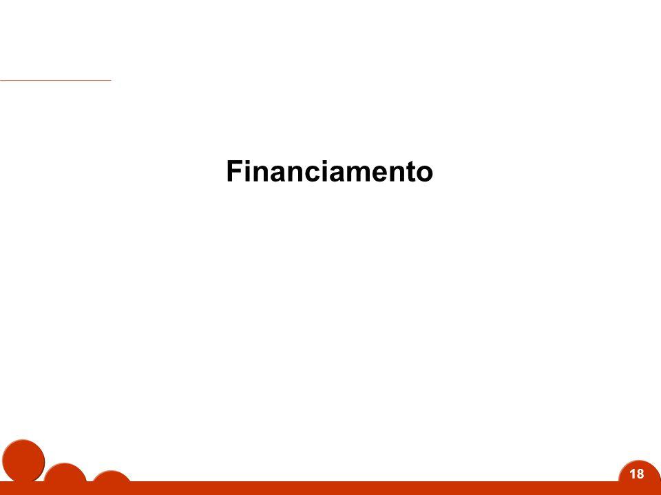 18 Financiamento