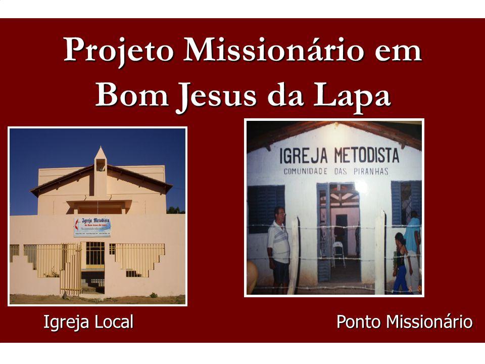 Projeto Missionário em Trabalhos que serão realizados: - Evangelismo; - Atendimento médico e odontológico; - Construir duas salas para as crianças no Ponto Missionário; - Banheiro e cozinha; - Terminar a cozinha da Igreja local.