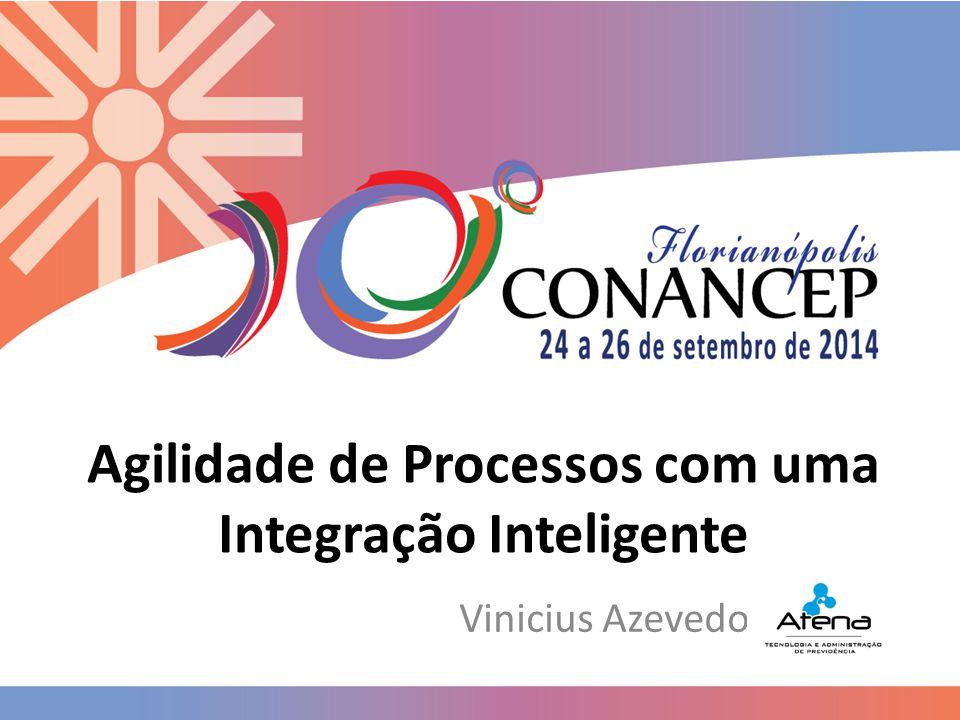 Agilidade de Processos com uma Integração Inteligente Vinicius Azevedo