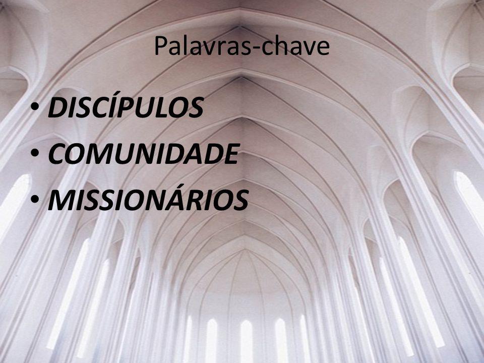 6.7 Conselhos, organização paroquial e manutenção.
