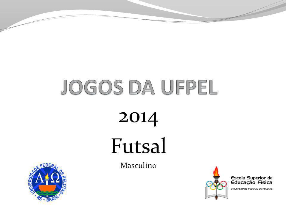 Regulamento Futsal Critérios de desempate na fase de eliminatórias simples 1º- Disputa de pênaltis Série de 3 cobranças Série de cobranças alternadas (1x1) até desempatar